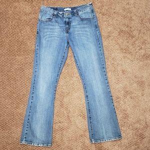 Levi's 525 Bootcut Jeans 12M